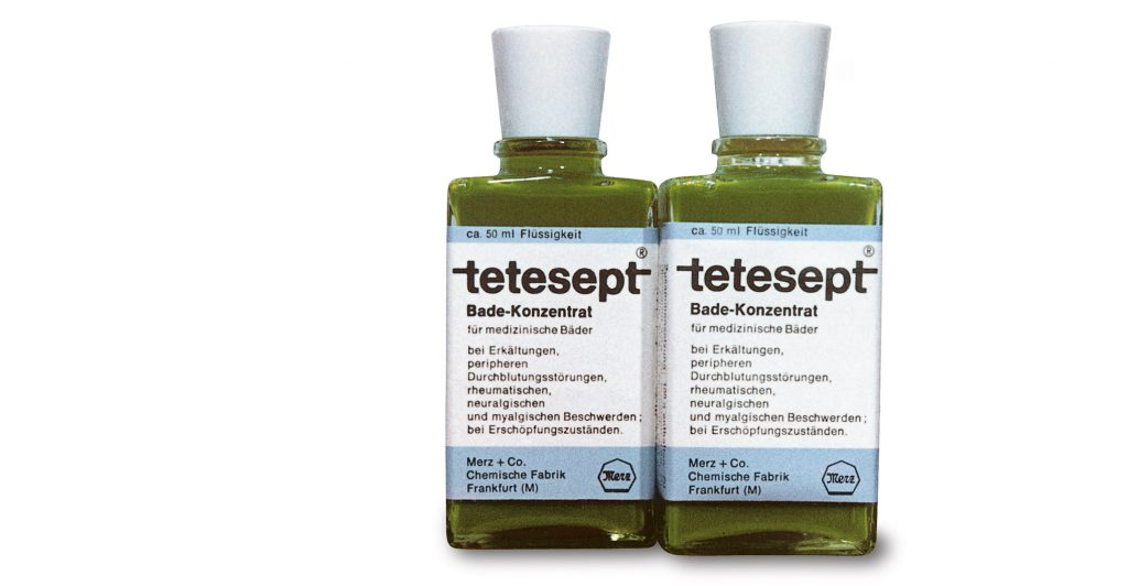 Tetesept – лекарственный препарат для ванн