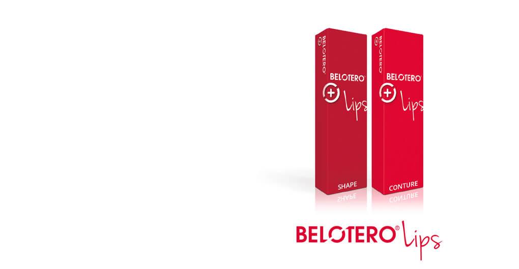 Выход на рынок Belotero Lips